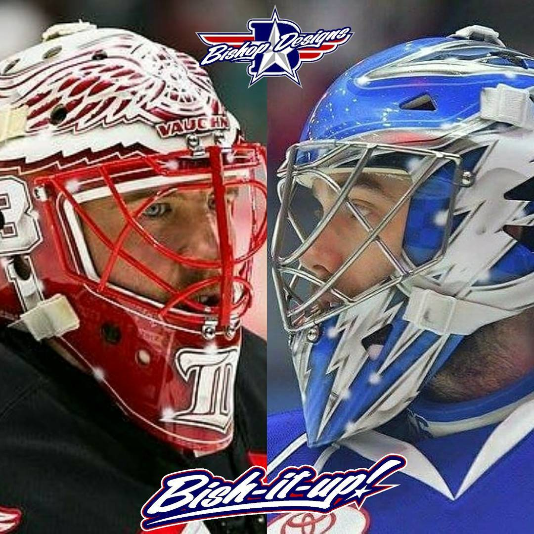 Congratulations to Jared Coreau griffinshockey and Mike Mckenna syracusecrunch onhellip
