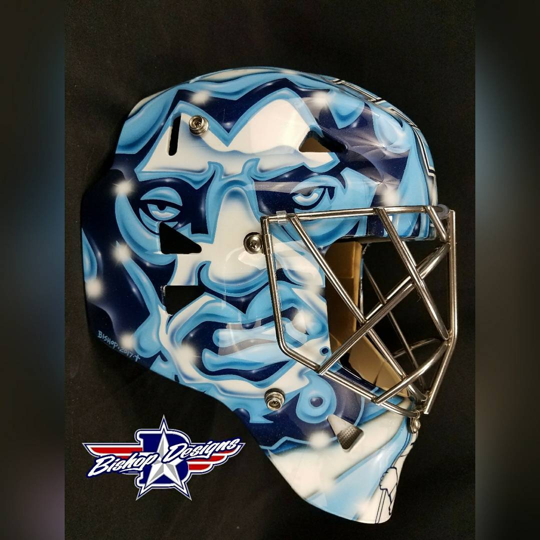 Eric Hartzell hartzy39 hknitraofficial  custom paint by bishopdesigns Bishitup!hellip