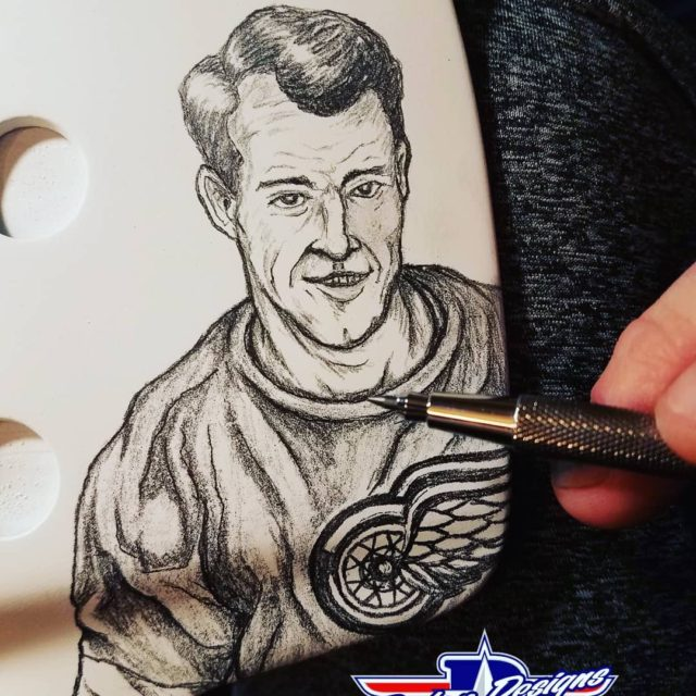 Work in progress  Mr Hockey Bishitup! bishopdesigns bishopdesigns bishituphellip